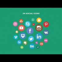 Social Icons Module for Joomla